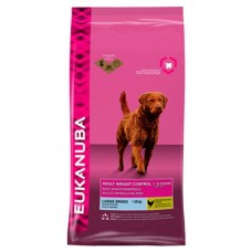 Eukanuba 2x Large Breed Weight Control 12kg (24kg)