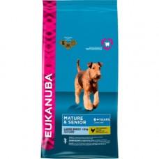 Eukanuba Mature Senior 6+ Large Breed Dog Food 12kg