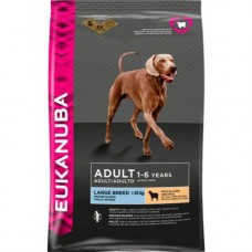 Eukanuba 2x Large Breed Adult Lamb and Rice 12kg (24kg)