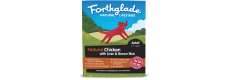 Forthglade Complete Chicken with Liver and Brown Rice 18x395g
