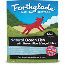 Forthglade Complete Ocean Fish and Brown Rice 18x395g