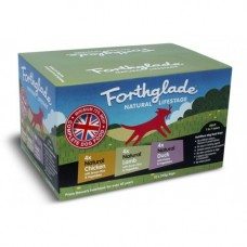 Forthglade Complete Multicase GRAIN FREE 12 x 395g