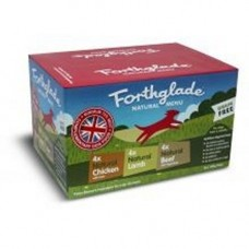 Forthglade Just Multicase GRAIN FREE 12x395g