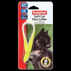 Beaphar Cat Flea Collar - Reflective Yellow 30cm