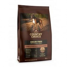 Gelert Country Choice GRAIN FREE Turkey & Veg 12kg