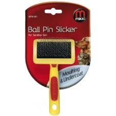 Mikki Dual Slicker Brush, Large