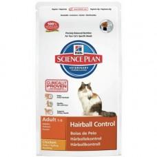 Hills Feline Adult Hairball Control 1.5kg