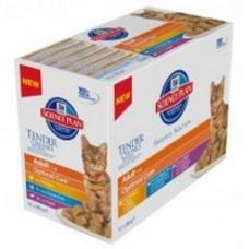 Hills Feline Tender Chunks in Gravy Multipack 12x85g
