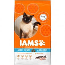 Iams Cat Adult with Wild Ocean Fish 15Kg