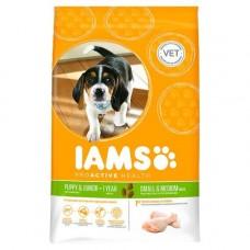 Iams Puppy/Junior - Small & Medium Breed 3kg