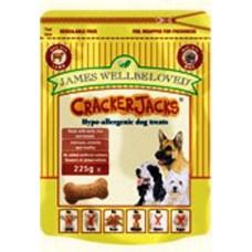 James Wellbeloved Crackerjacks 225g - Lamb x 6