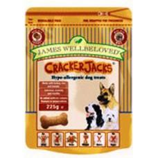 James Wellbeloved Crackerjacks 225g - Turkey x6