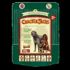 James Wellbeloved Crackerjacks 225g - Lamb GRAIN FREE x6 (out of stock)