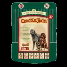 James Wellbeloved Crackerjacks 225g - Turkey GRAIN FREE x6 (out of stock)