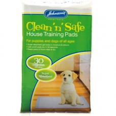 Johnsons Puppy House Training Pads 30 Pack