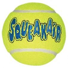 Kong Air Dog Tennis Ball Large 3 Inch, 2 Pack