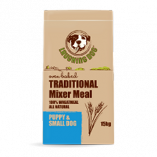 Laughing Dog Traditional Mixer Meal - Puppy / Small Dog 10kg