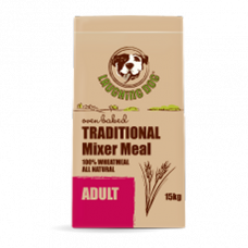 Laughing Dog Traditional Mixer Meal - Adult / Terrier 2.5kg