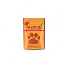 Pet Munchies Chicken Breast Fillets 100g 100% Natural