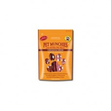 Pet Munchies Chicken and Cheese 100g 100% Natural