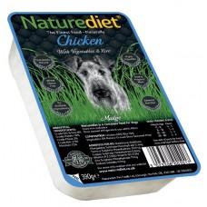 Naturediet Chicken and Rice 390g x18