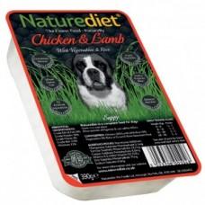 Naturediet Chicken and Lamb 390g x18