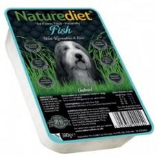Naturediet Fish and Rice 390g x18