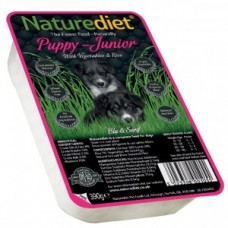 Naturediet Puppy/Junior 390g x18