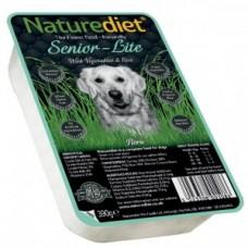 Naturediet Senior/Lite 390g x18