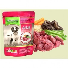Natures Menu Beef with Tripe Dog Pouches 8x300g