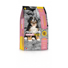Nutram S3 Sound Balanced Wellness Large Puppy 13.6kg