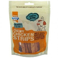 Good Boy Pawsley Chewy Chicken Strips 100g