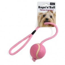 Ruff N Tumble Tennis Ball on Rope