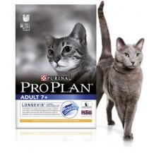 Pro Plan Adult Cat 7+ Chicken 3Kg