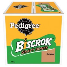 Pedigree BISCROK® Gravy Bones Original 10kg Box