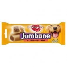 Pedigree JUMBONE® Medium with Beef 2 Chews 200gx12