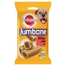 Pedigree JUMBONE® Mini with Beef 4 Chews 180gx4