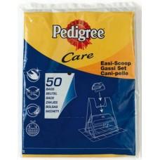 Pedigree Easi-Scoop Poop Bag Refills, 50s