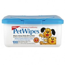 Petkin Pet Wipes 100 pack