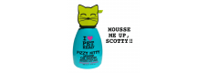 Pet Head Fizzy Kitty Mousse Cat Cleaner 190ml