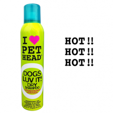 Pet Head Dogs Luv It - Dry Spray Shampoo 250ml