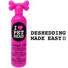 Pet Head Dog De Shed Me Rinse 354ml