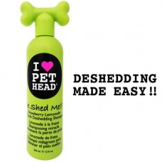 Pet Head Dog De Shed Me Shampoo 354ml