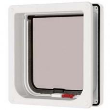Pet Mate 2 Way Lockable Door White + Liner 234W