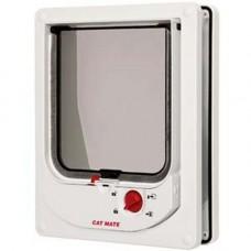 Pet Mate Electromagnetic Door White 254W