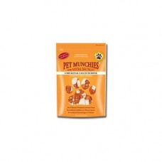 Pet Munchies Chicken and Calcium Bone 100g 100% Natural