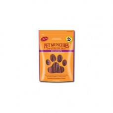 Pet Munchies Duck Strips 90g 100% Natural