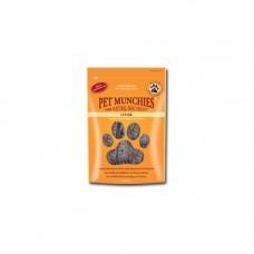 Pet Munchies Beef Liver Sticks 90g 100% Natural