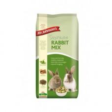 Mr Johnsons Supreme Rabbit Mix 15kg with verm-x