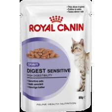 Royal Canin 12 x Digest Sensitive in Gravy 85g